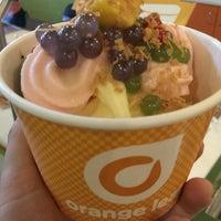 Photo taken at Orange Leaf by Bill A. on 6/22/2013