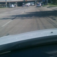 Photo taken at Main and 610 by Christina S. on 10/3/2012