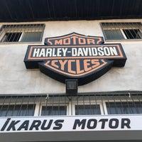 Photo taken at İkarus Motor by Onur D. on 8/18/2018