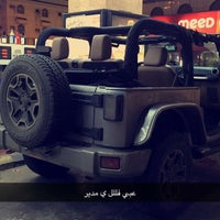 Photo taken at Al Rihab Gas Station by Sulimoon on 12/4/2015