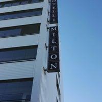 Photo taken at Hotelli Milton by Marge K. on 8/17/2016