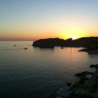 Photo taken at Excelsior Hotel Dubrovnik by Georgia P. on 9/22/2012