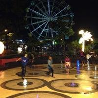 Photo taken at Alun-Alun Kota Wisata Batu by Olanova M. on 12/17/2012