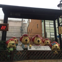 6/3/2015にasami .が池田駅前てるてる広場 (池田駅前広場)で撮った写真