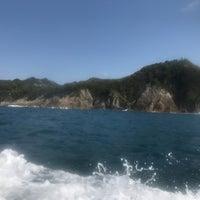 Foto tirada no(a) Uradome Coast por asami . em 4/22/2017