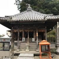 Photo taken at 白水山 医王院 平等寺 (第22番札所) by asami . on 11/29/2017