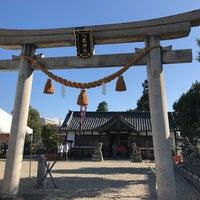12/11/2016にasami .が入鹿神社で撮った写真