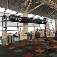 Photo taken at Gate 4 by asami . on 6/12/2017