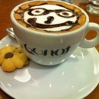 Photo taken at Genot Cafés Especiais by Alexandre S. on 11/10/2012