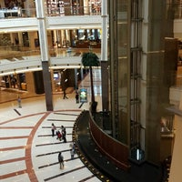 Photo taken at Pacific Place by jauhari b. on 1/24/2015