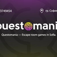 Foto scattata a Questomania Escape Rooms da Nikola P. il 6/29/2015