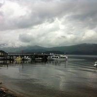 Photo taken at Loch Lomond by Alex R. on 7/29/2013
