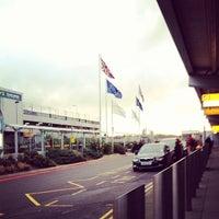 Photo taken at Southampton Airport (SOU) by John-Paul D. on 11/28/2012