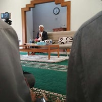 Photo taken at Masjid Al Muqtasidin FE UII by Adi W. on 9/16/2017