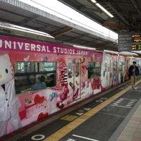 Photo taken at JR Nishikujō Station by similan. d. on 4/30/2013