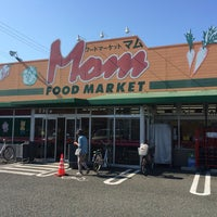 Photo taken at フードマーケット マム 清水上店 by similan. d. on 9/22/2014