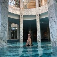 Photo taken at es saadi palace spa and dior institute by Olya M. on 4/26/2018