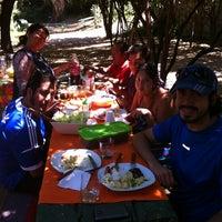 Photo taken at Las Vertientes Del Canelo by Francisco L. on 3/2/2013