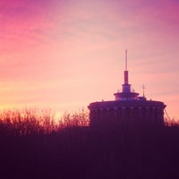 Photo taken at Речной вокзал by Роман В. on 5/3/2013