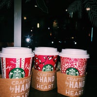 Photo taken at Starbucks by Mahsa A. on 11/27/2016