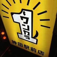 9/13/2013にH K.がワンカラ 神田駅前店で撮った写真