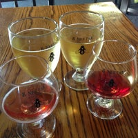Photo taken at B. Nektar Meadery by Kelly D. on 7/13/2013