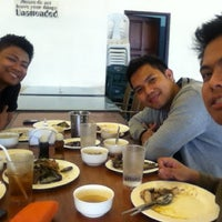 Photo taken at Carinderia Buffet by Ivan B. on 10/26/2012