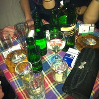 Photo taken at Balkan Pub by Ivana M. on 12/31/2012