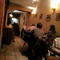 Photo taken at Carbone Ristorante by In Goo C. on 2/8/2013