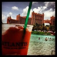 Photo taken at Atlantis Paradise Island by John D. on 7/1/2013