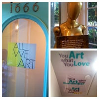 Photo taken at All We Art Studio by Kayle B. on 6/27/2014