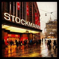 1/31/2013 tarihinde Михаил С.ziyaretçi tarafından Stockmann'de çekilen fotoğraf