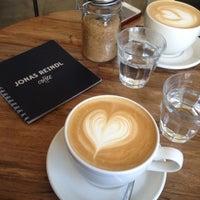 Das Foto wurde bei Jonas Reindl Coffee von Eda K. am 2/20/2016 aufgenommen