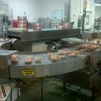 Photo taken at Krispy Kreme Doughnuts by Jeremy O. on 2/20/2013