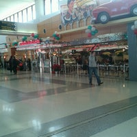 Photo taken at Terminal C Food Court by Alicyn C. on 12/14/2012