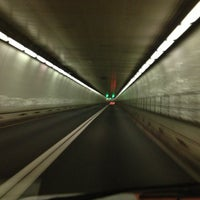 Photo taken at Fort McHenry Tunnel by John B. on 5/1/2013