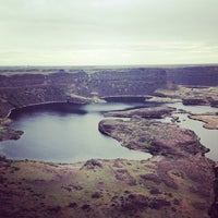 Photo taken at Dry Falls Lake by Jessica H. on 5/25/2014