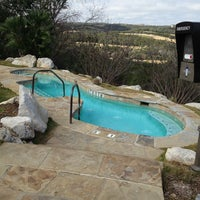 Photo taken at La Cantera Hill Country Resort Pool by Holly on 2/7/2013