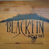 Photo taken at Blackfin Bistro by Gary N. on 1/26/2013