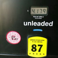 Photo taken at Costco Gas by Mari N. on 3/1/2013
