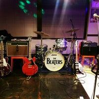 Photo taken at ALQUADRATO MUSICBAR by Diego M. on 4/11/2015