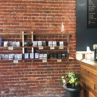 Photo taken at Sextant Coffee Roasters by Mari on 5/22/2017