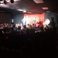 Photo taken at Unscrewed Theater by Imara S. on 3/30/2014