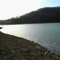 Photo taken at Tygart Lake State Park by Michael A. on 4/9/2013