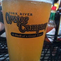 Photo taken at York River Oyster Company by Taylor B. on 7/10/2016