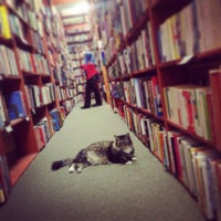 Photo taken at Downtown Books by Jennifer C. on 4/5/2014