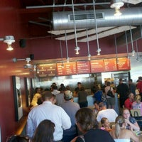 Photo taken at Chipotle Mexican Grill by Bionic Rob on 8/30/2011
