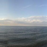 Photo taken at Cedar Beach by Juan Manuel M. on 6/17/2013
