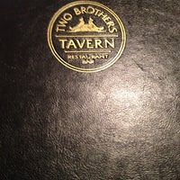 Photo taken at Two Brothers Tavern by Lynne F. on 9/23/2012