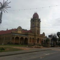 Photo taken at Oudtshoorn by Adnan A. on 6/22/2013